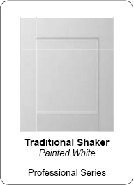 Traditional Shaker White